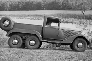ГАЗ-21 1936