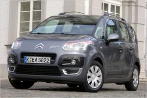 Компактный семейный автомобиль Citroën C3 Picasso Code Special Edition...