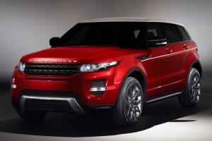 Настоящий Range Rover Evoque