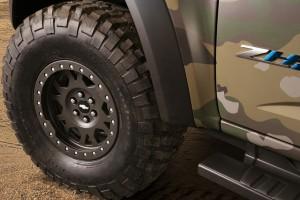 Специальные шины Colorado ZH2 от Chevrolet
