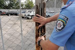 У киевлян-должников будут отбирать машины