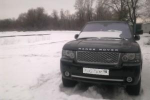 Угнанный в Москве Range Rover нашли в Киеве