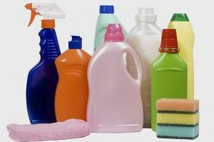 Современные чистящие средства содержат опасные запахи
