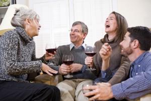 Знакомясь со «стариками», не заскучай и не напейся