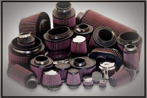 Воздушный фильтр предназначен для максимальной очистки от пыли воздуха, поступающего в двигатель