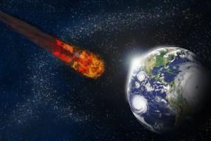 Падения астероида на землю видео фото 444-307