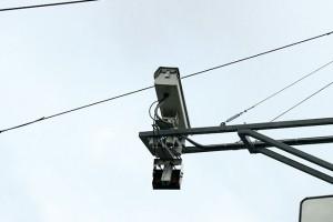 Камеры ГАИ ставят высоко
