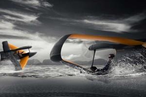 Самолет может садиться только на воду