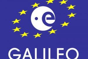 Логотип европейской навигационной системы