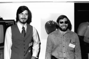 Два Стива — Джобс и Возняк