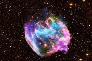 Вероятно, астрономы обнаружили самую молодую черную дыру в Галактике