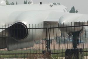 Еще одна секретная фотка китайского бомбардировщика