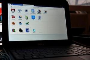 Нетбук на Chrome OS