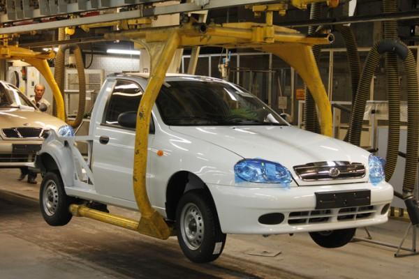 Завод ЗАЗ осенью прекратит производство