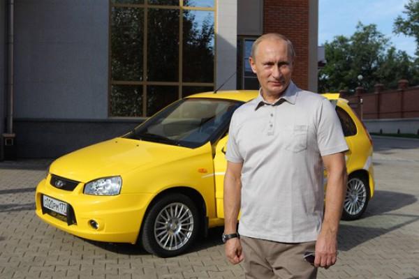 Лады в Украину возить перестали