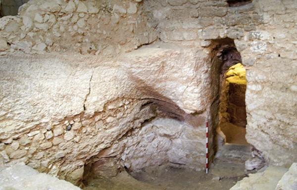 Раскопки в Назарете