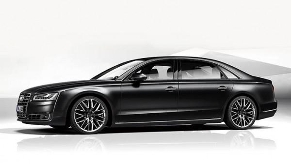 Самая дорогая версия Audi A8