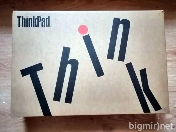 Коробка ThinkPad E490