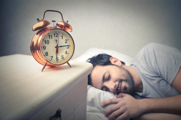 Сон - лучший способ отдохнуть от проблем