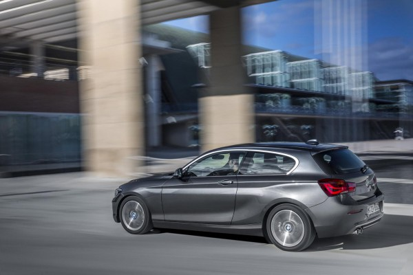 Новые BMW 1-Series