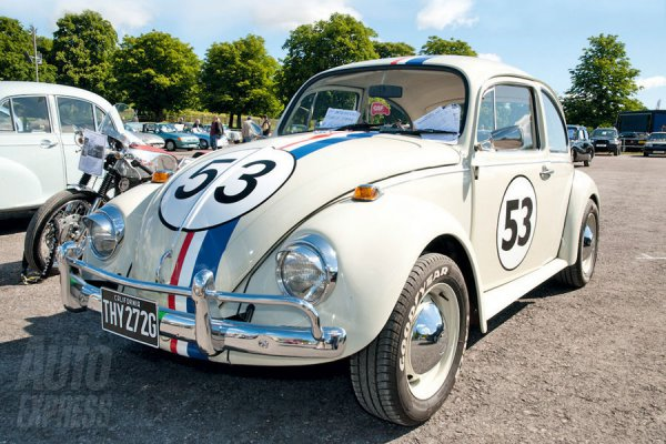 The Love Bug, VW Beetle (1963)