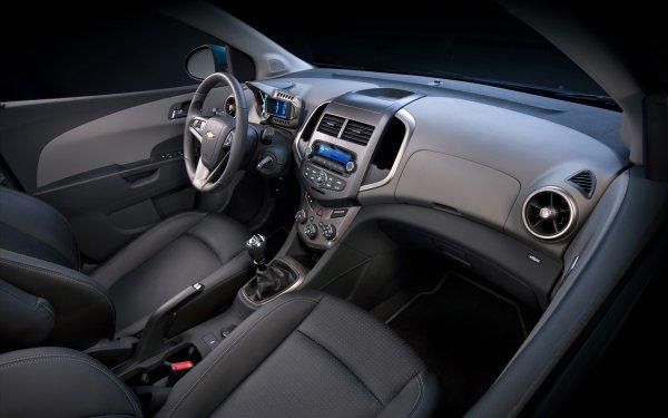 Новый Chevrolet Aveo