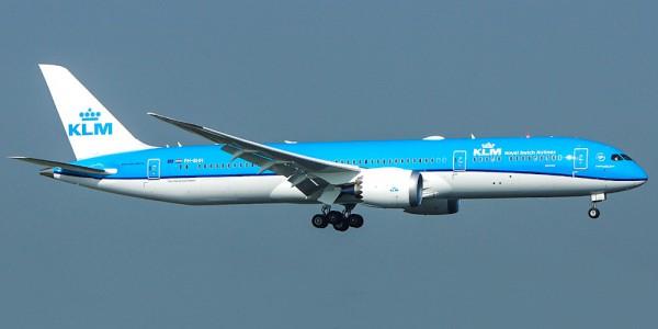 KLM - старейшая из действующих авиакомпаний