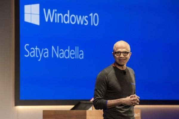 Сатья Наделла - нынешний президент Microsoft