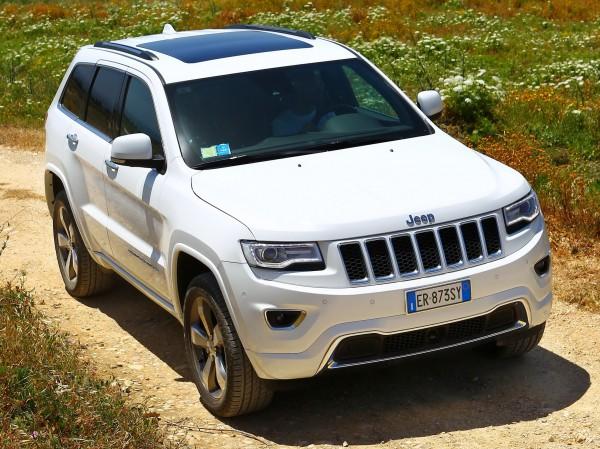 Столичное Автошоу 2013: Jeep Grand Cherokee