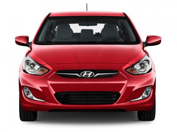 Hyundai Accent 5dr