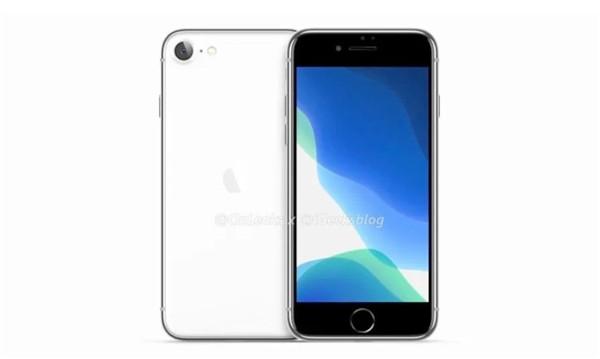 Предполагаемый внешний вид iPhone 9