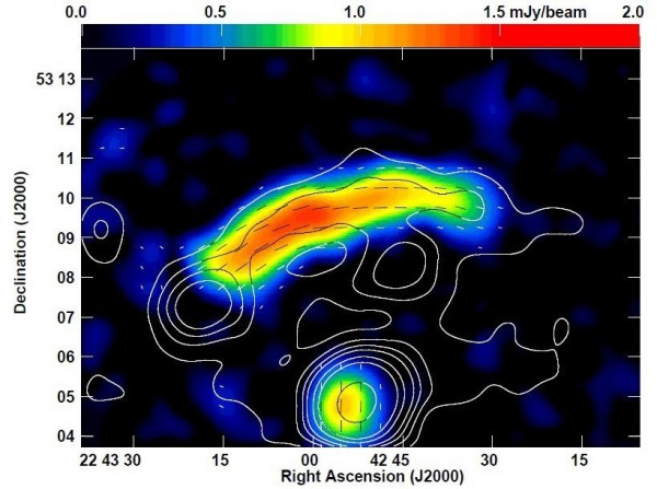 Визуализация данных с телескопа