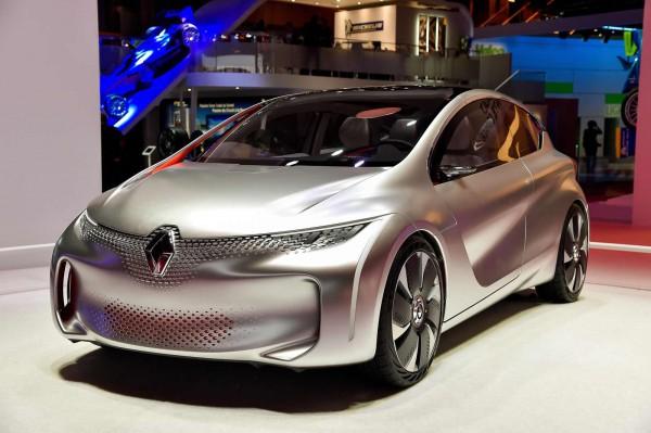 Сверхэкономичный Renault Eolab
