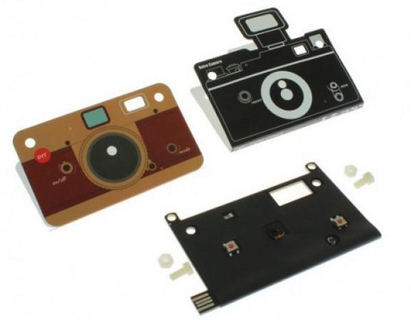Камера в разобранном виде