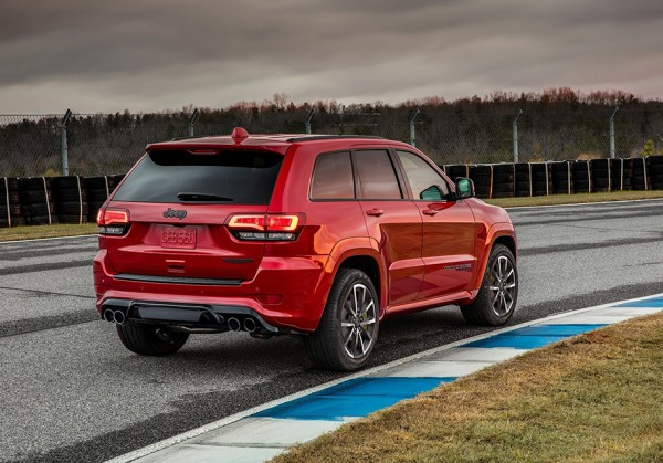 Jeep Grand Cherokee от Hennessey