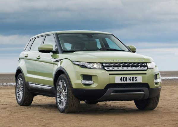 Range Rover Evoque – Truck of the Year