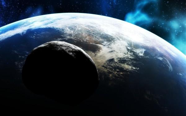 Астроид пролетел недалеко от Земли