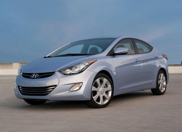 2011-12 Hyundai Elantra - лучший выбор за 15-20 тысяч долларов