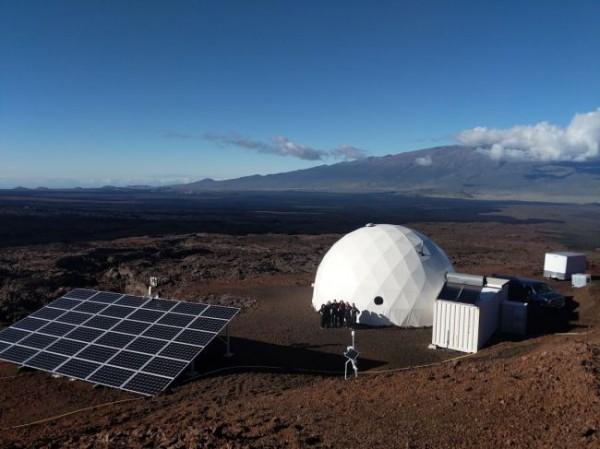 Марсианский купол