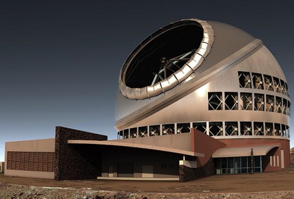 Ведущие астрономы мира решили построить свои телескопы