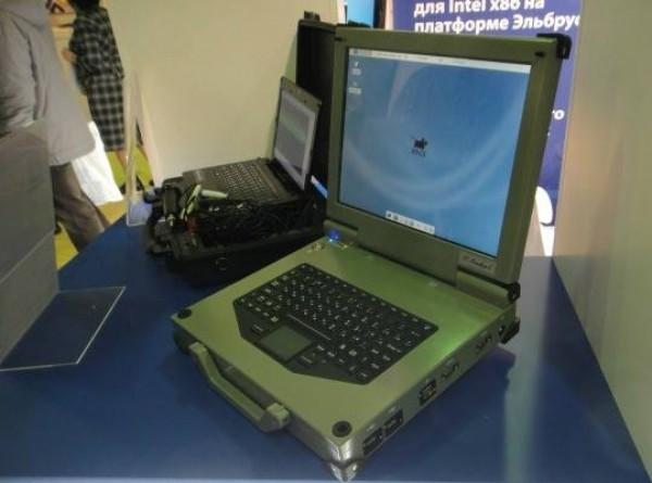 Ноутбук на базе Эльбруса