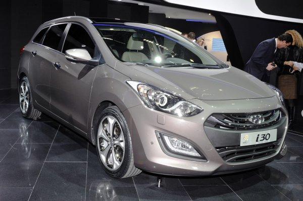 Hyundai i30 будет конкурировать с европейскими моделями