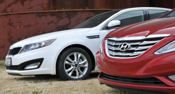 Hyundai и Kia удерживают лидерство в Украине