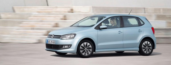 Новый VW Polo TSI BlueMotion