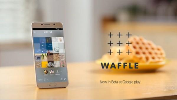 Сервис Waffle объединил возможности Instagram и Snapchat