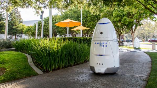 Робот Knightscope K5