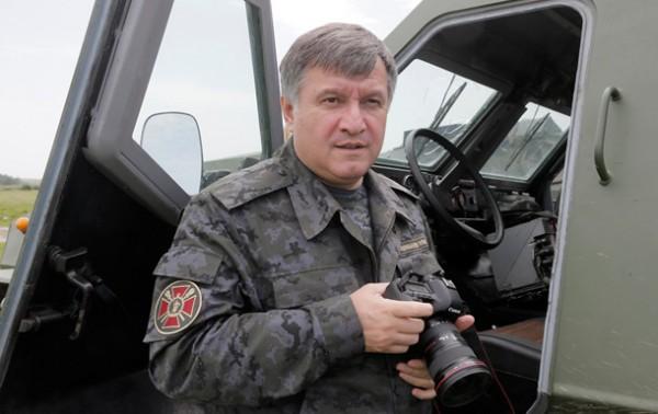 Аваков рассказал об увольнении гаишника