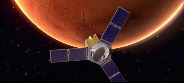 ОАЭ отправят свой зонд к Марсу