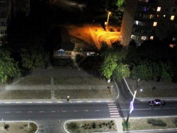 ДТП произошло на проспекте Георгиевского Десанта в городе Южный