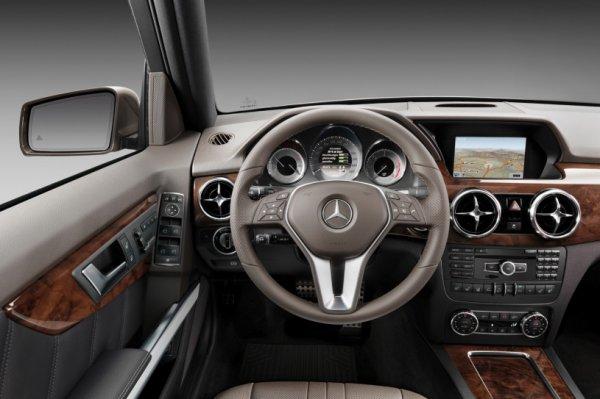 Mercedes-Benz GLK - от 37 500 евро